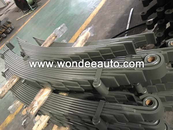 Heavy Duty 30427000 Benz Leaf Spring
