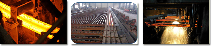 Spring Steel Flat Bar Production Line
