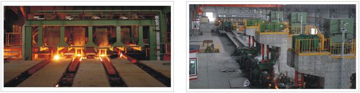 Hot Rolled Flat Bar Production Equipments