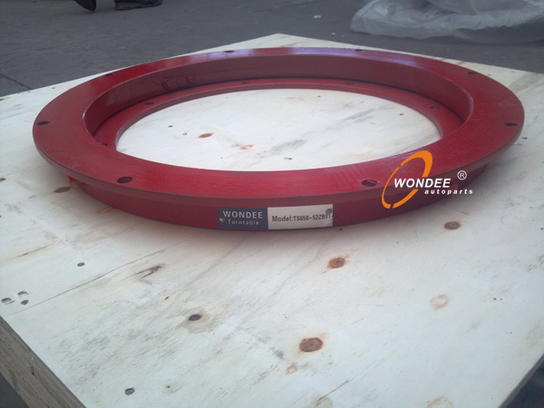 TS650-52ZB01 Trailer Turntable