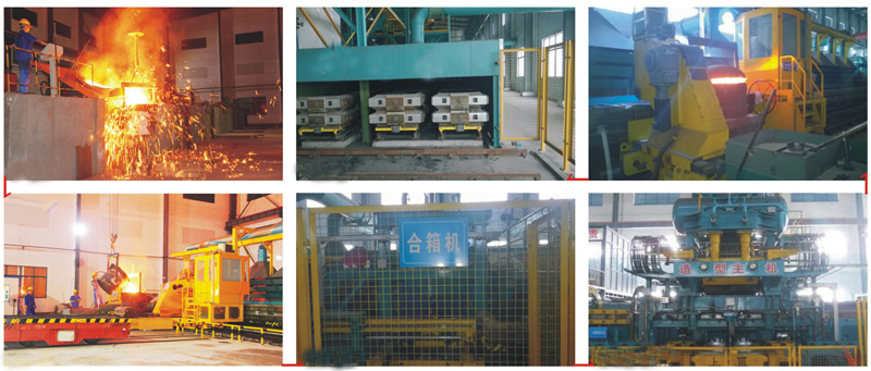 0310677630 Brake Drum Production Line