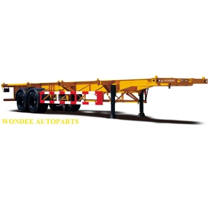 Container 2 Axle 40ft Semi-trailer