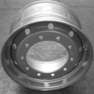 Tubeless Steel Wheel Rim