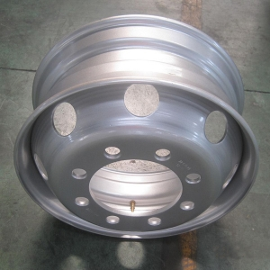 Tubeless Truck Steel Wheel