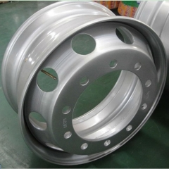 Tubeless Steel Truck Trailer Wheel Rim