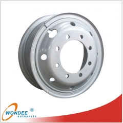 Trailer Steel Tube Wheel Rim