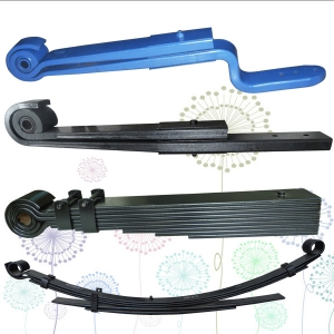 LEAF SPRING AND PARTS