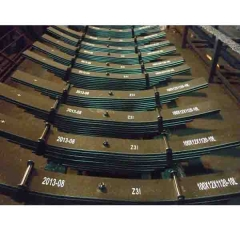 Trailer Suspension Leaf Spring
