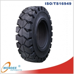 Factory Price Forklift Solid Tire