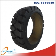 Heavy Duty Press-on Solid Tire