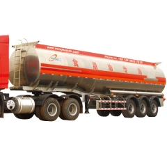 3 Axle Aluminum Alloy Semi Trailer