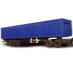 Van transport Semi Trailer