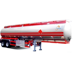 Tri Axle LPG Tank Semi Trailer