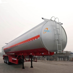 3 Axles LPG Tanker Trailer