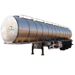LPG Gas Tank Semi-trailer