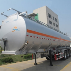 3 Axles LPG Propane Tank Trailer