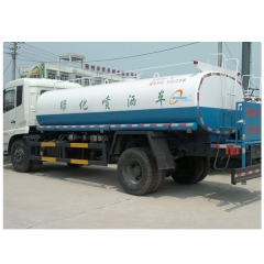 Water Spraying Truck