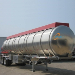 LPG Gas Transport Tankers Trailer