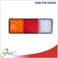 2016 New LED Trailer Tail Lamps with E-MARK Authentication