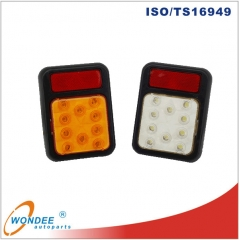 WONDEE Brand LED Combination Tail Lights Lamp