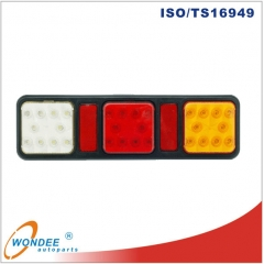 100%waterproof 24V LED Truck Combination Tail Lamps