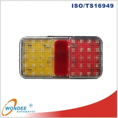 100%waterproof Hihg Quality LED Truck Tail Lights