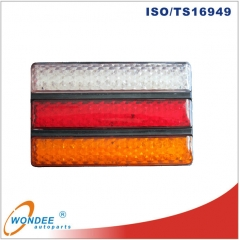 High Quality Trailer LED Rectangle Tail Lamps for Sales