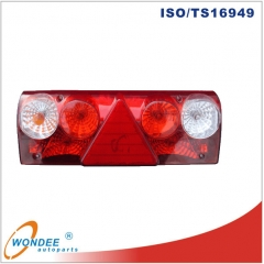 24V Multi-function Rear Combination LED Light for Trailer and Truck