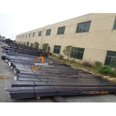 ISO Super SUP9 Hot Rolled Steel Bar
