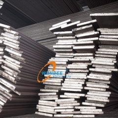China Hot Rolled SUP9A Flat Bars Manufacturers