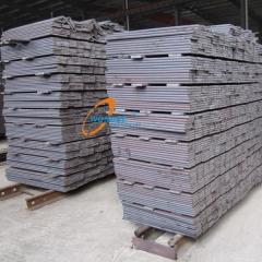 Leaf Spring Steel Raw Material SUPA Steel Carbon Fiber Flat Bars