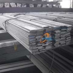 China Steel Raw Material Mild SUP9 Steel Flat Bar Sizes