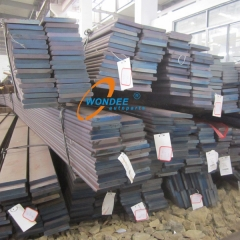 China Heavy 5160 Steel Forging Flat Bar