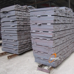 Leaf Spring Cutting Steel Flat Bar