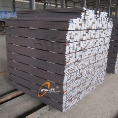 Hot Rolled Steel Cutting Flat Steel Bar