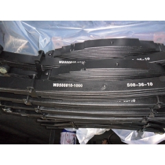 Conventional Boat Trailer Steel Spring