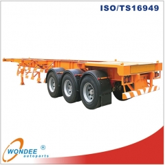 Container Chassis Skeletal Semi-trailer