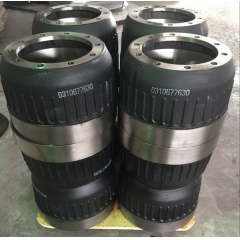 Egypt market Brake Drum