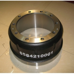 Brake Drum 6584210001 for Mercedes Benz