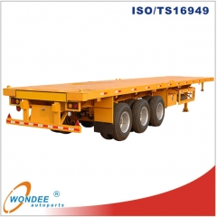 Container Flatbed Trailer for Sale