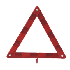 Car Triangle Warning Sign
