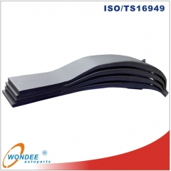 Steel Parabolic Leaf Spring Supplier
