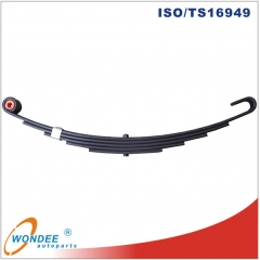 Slipper Trailer Leaf Spring