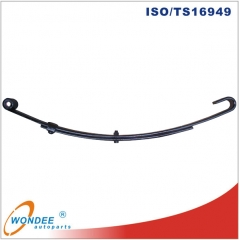 Hook up Slipper Leaf Springs