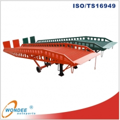 Portable Container Mobile Yard Ramp