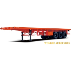 40ft Tridem Axle Flatbed Trailer