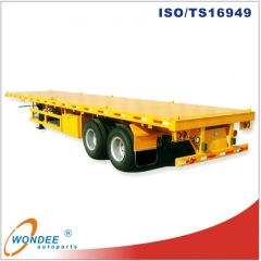 Cargo 40 Foot Tandem Trailers for Sale
