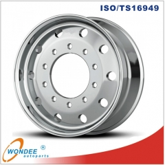 Aluminum Wheel Rim Polished