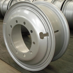 Truck Trailer Tube Wheel Rim Catalogue