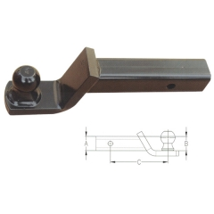 ball mount Hitch Ball Mounts
